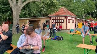 Video Spandauer Boxclub 1926 lud zum 8. Boxen Open Air im Südpark ein!