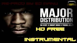 50 Cent- Major Distribution Instrumental