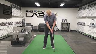PING Sigma 2 Wolverine H Putter - Stealth-video