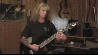 Judas Priest- United Guitar cover