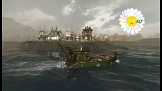 Archeage рыболовный баркас что может быть