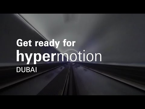 Welcome to Hypermotion Dubai! First edition: 2 - 4 November 2021