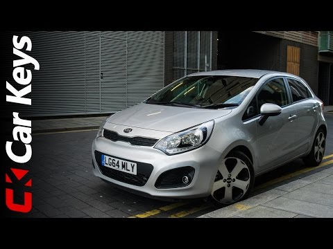 Kia Rio 2015 review - Car Keys