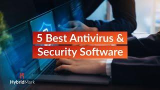 Best Antivirus & Security Software