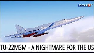 BREAKING: Russia Unveils New Tu-22M3M Artificial Intelligence Guided Long Range Bomber