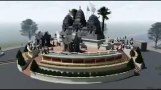 preview picture of video 'วงเวียน ปอยเปต រង្វង់មូលប៉ោយប៉ែត rongvongmoul  poipet'