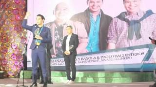 JoWaPao 47th GMMSF Awards Lifetime Achievement Awardee