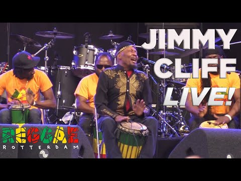 JIMMY CLIFF LIVE AT REGGAE ROTTERDAM FESTIVAL 2018 FULL SHOW online metal music video by JIMMY CLIFF