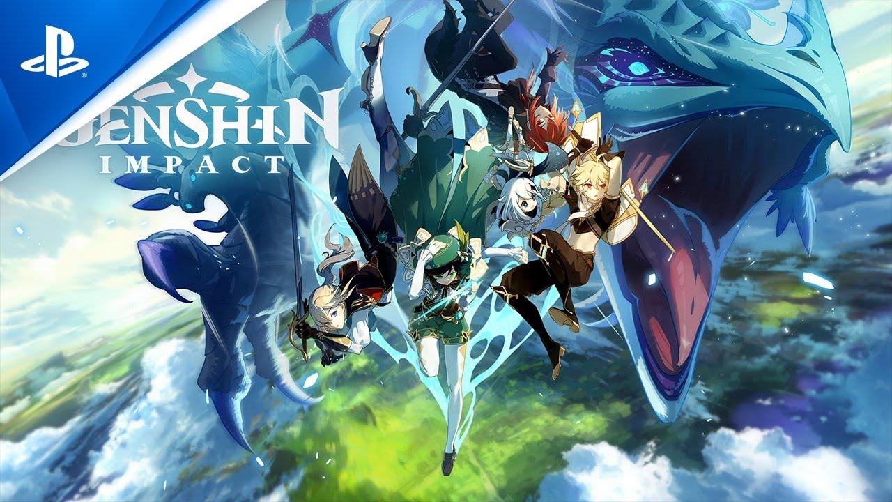 Your journey in Genshin Impact begins now