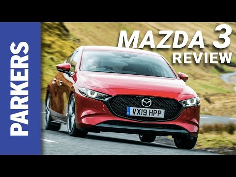 Mazda 3 Hatchback Review Video