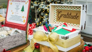 DIY Holiday Hostess Gifts - Home & Family