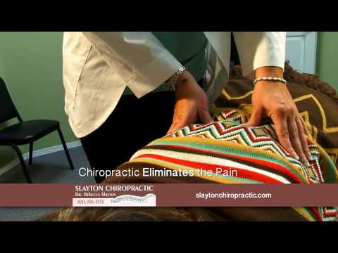 Slayton Chiropractic can help with Hip and Back Pain