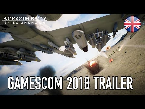 ACE COMBAT 7: SKIES UNKNOWN Deluxe Edition | PC Steam Game