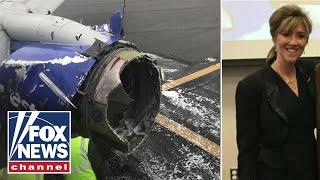 Pilot praised by passengers for Southwest emergency landing
