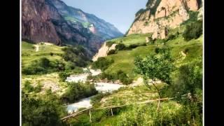 Соло на Флейте в горах