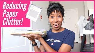 📑Crush Paper Clutter! | Decluttering Motivation 🗞