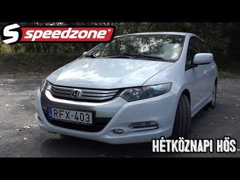 Speedzone-használt teszt: Honda Insight (2011): Hétköznapi hős