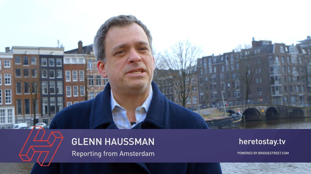 Heretostay TV: SAS Recharge, Amsterdam 2018 report