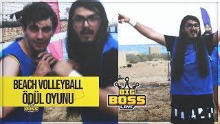 BigBossLayf Ödül Oyunu   Beach Volleyball