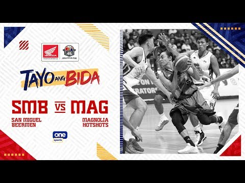 [Sport5]  Full Game: San Miguel vs Magnolia | PBA Philippine Cup 2020