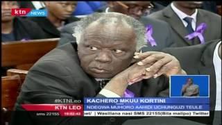 Mahakama imekataa ombi la LSK kumchunguza mkurugenzi idara ya upelelezi wa jinai Ndegwa Muhoro