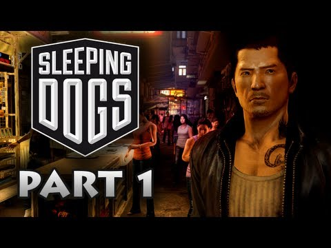 Sleeping Dogs Xbox 360