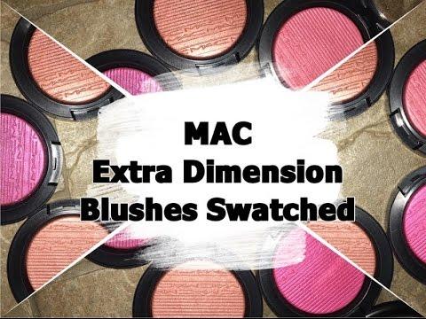 Extra Dimension Blush by MAC #10