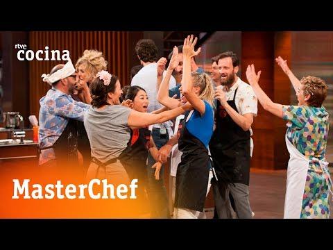 MasterChef Celebrity 2: ¡Comienza la repesca! #Programa5 | RTVE Cocina