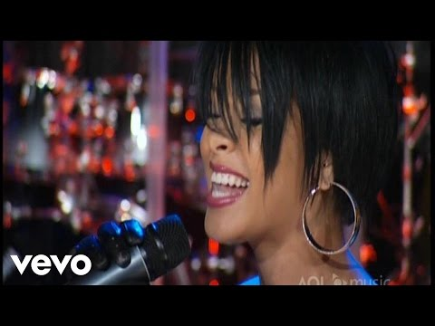 Rihanna - Unfaithful (AOL Sessions #2)