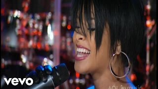 Rihanna   Unfaithful (AOL Sessions #2)