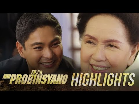 Cardo becomes happy for Lola Flora's decision to run for election | FPJ's Ang Probinsyano