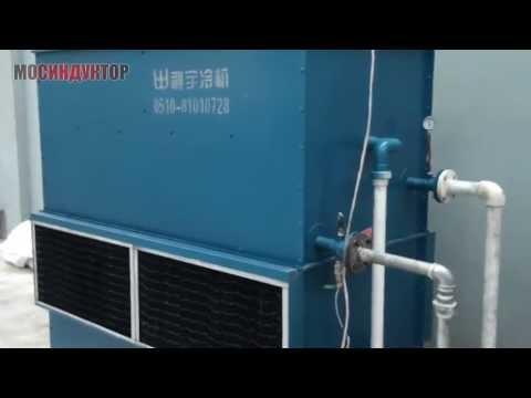 Двухконтурные градирни для охлаждения воды