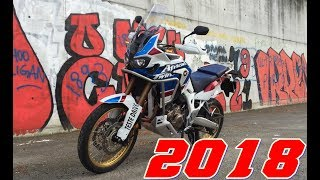 2018 AFRICA TWIN ADVENTURE SPORTS (Details)