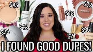 CHEAP DUPES FOR POPULAR HIGH END MAKEUP 2019! YOU NEED TO SEE THESE 😍