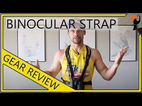 Equipment Review – The Best and Most Comfortable Binocular Strap