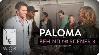 Web-série Paloma - Behind the Scenes #1