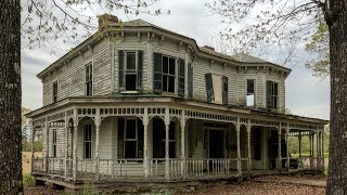 Beautiful 164 Year Old Once Grand Abandoned House Down South