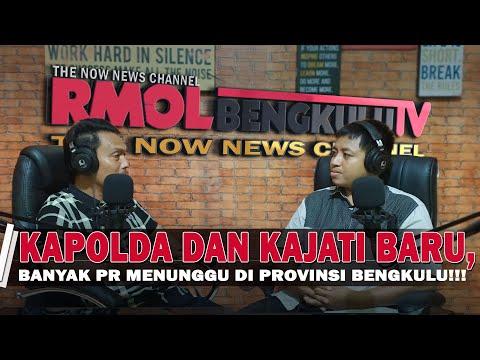 Kapolda Dan Kajati Baru, Banyak PR Menunggu Di Provinsi Bengkulu!