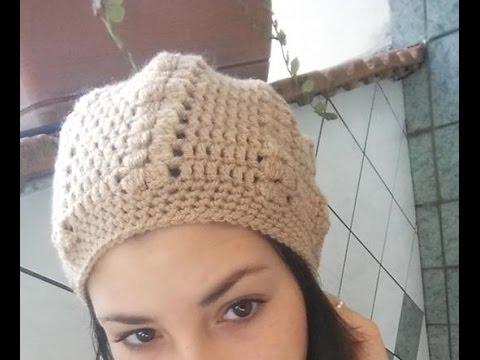 Tutorial cappello fantasia all'uncinetto per adulto (donna)
