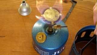 Benzin-Gaskocher Benzinkocher Juwel 84 Campingkocher Barthel