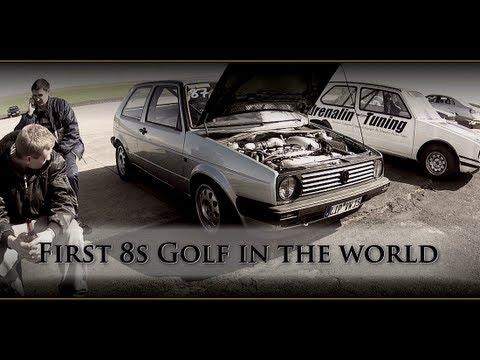 Golf 2 Vampir