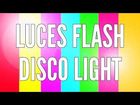 🕺🏾LUCES FLASH !! 💥DISCO LIGHT (Simulador Led) | 10 HORAS |Ambiente de Fiesta ✨