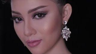Trang Điểm Dạ Tiệc Kiểu Mắt Cut Crease Ân Tượng_Cut Crease Makeup/ Hùng Việt Makeup