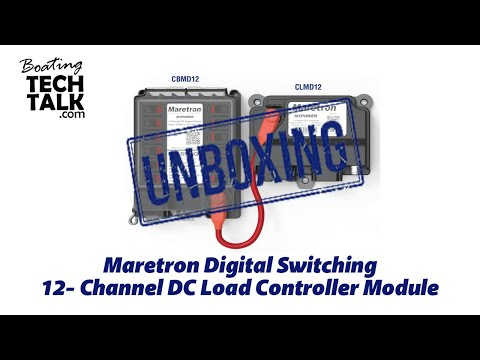 Maretron Digital Switching - Part 1 of 3 - Unboxing and Product Review