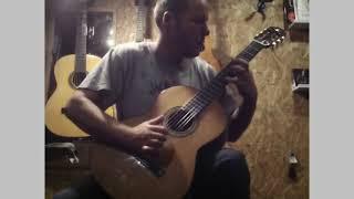 New classical guitar video