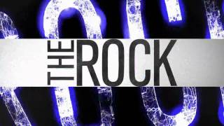 Dwayne 'The Rock' Johnson WWE Entrance Video