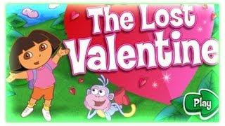 Dora The Explorer - Dora Games -  Dora&The Lost Valantine