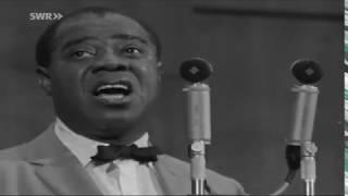 Louis Armstrong, I Get Ideas When We Are Dancin', Liederhalle Stuttgart 1959
