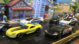 Hot wheels Police Chase 16