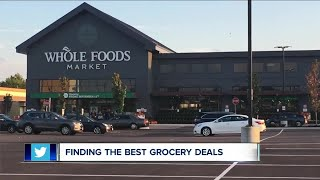 Finding the best grocery deals
